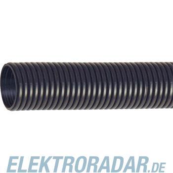 Fränkische Kunststoffwellschlauch FFPYL-MOD-BS NW23 sw