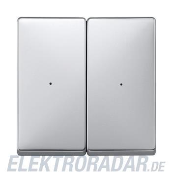 Merten Funk-Taster 2f.alu 507260