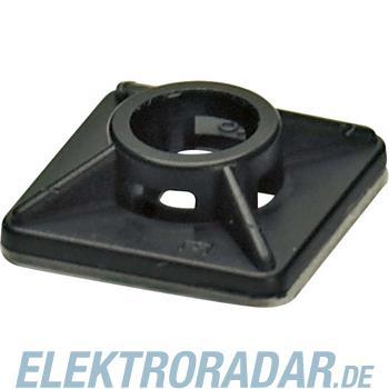 Phoenix Contact Kabelbindersockel WT-BASE LS HF 4 BK