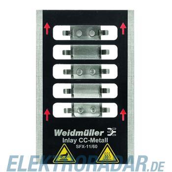 Weidmüller Einleger für PrintJet INLAY SFX-M 11/60