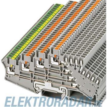 Phoenix Contact Mehrstock-Klemme PT 2,5-PE/3L/2P