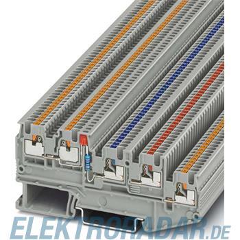 Phoenix Contact Initiatoren-/Aktorenklemme PTIO1,5/S/4-LED 24RD