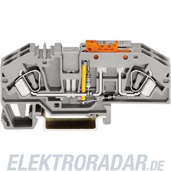 WAGO Kontakttechnik Erdleiter-Trennklemme 282-639