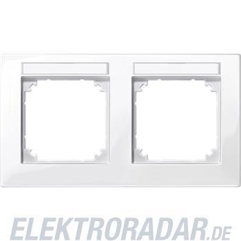 Merten M-PLAN-Rahmen 2f. 514219