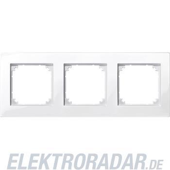 Merten M-PLAN-Rahmen 3f. pws/gl 515319