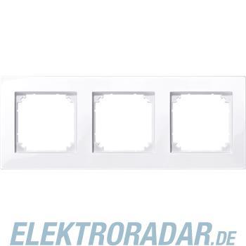 Merten M-PLAN-Rahmen 3f. aws/gl 515325