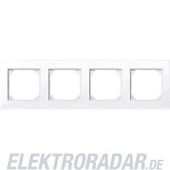 Merten M-PLAN-Rahmen 4f. aws/gl 515425