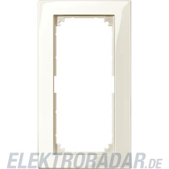 Merten M-PLAN-Rahmen 2f. ws/gl 515844