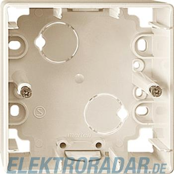 Merten AP-Gehäuse 1f.ws/gl 519144