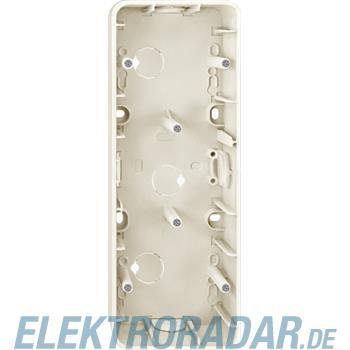 Merten AP-Gehäuse 3f.ws/gl 519344