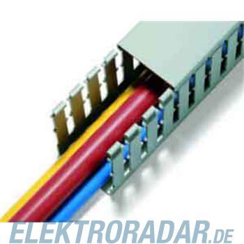 HellermannTyton Verdrahtungskanal T1-80X60-PVC-GY