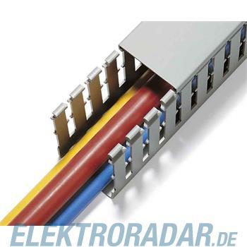 HellermannTyton Verdrahtungskanal T1-120X60-PVC-GY