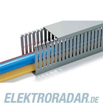 HellermannTyton Verdrahtungskanal T1-EF-100X100-PVC-GY