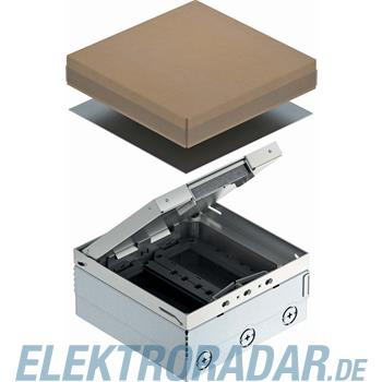 OBO Bettermann Geräteeinsatz komplett UDHOME4 2V MT U
