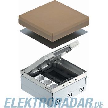 OBO Bettermann Geräteeinsatz komplett UDHOME4 2V MT V