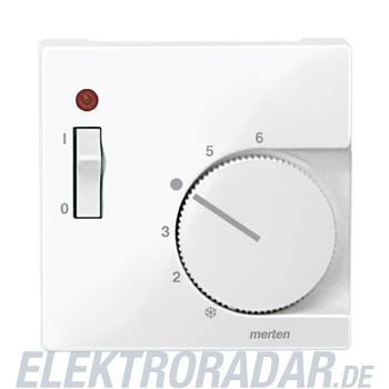 Merten Zentralplatte pws/gl 534819