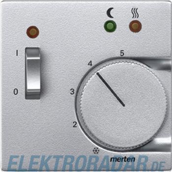 Merten Zentralplatte alu 535860