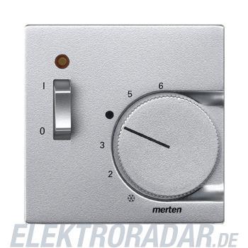 Merten Zentralplatte alu 536160