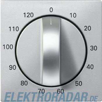 Merten Zentralplatte alu 539260