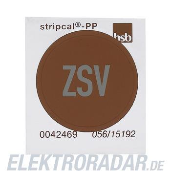 Merten ZSV-Etikett or 539654