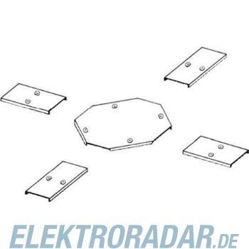 Hensel KT-Kreuzstück-Deckel KT KD 10