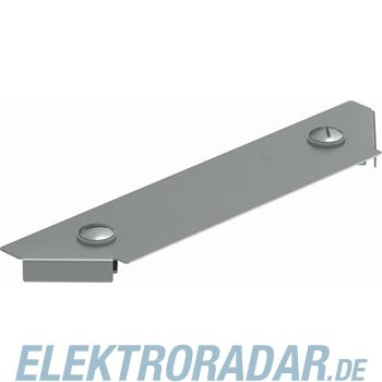 OBO Bettermann Deckel Anbau-Abzweigstück DFAAM 200 V2A