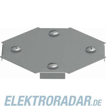 OBO Bettermann Deckel Kreuzung DFKM 100 V2A