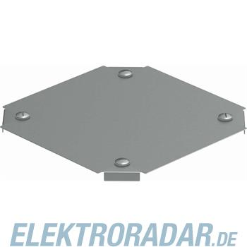 OBO Bettermann Deckel Kreuzung DFKM 200 V2A