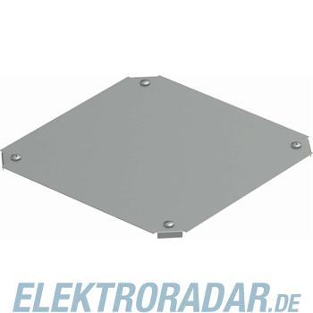 OBO Bettermann Deckel Kreuzung DFKM 400 V2A