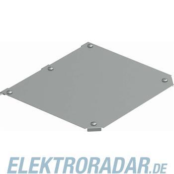 OBO Bettermann Deckel T-Abzweigstück DFTM 400 V4A