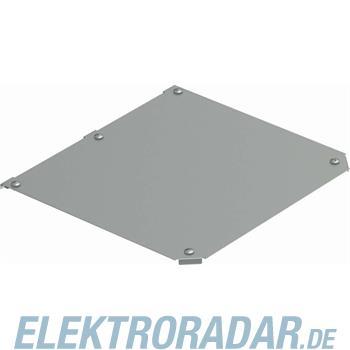OBO Bettermann Deckel T-Abzweigstück DFTM 500 V2A