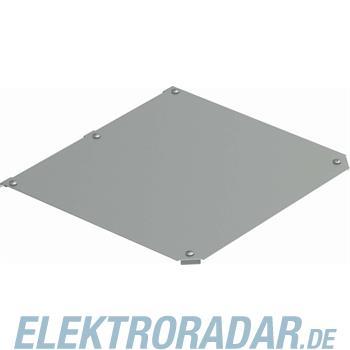 OBO Bettermann Deckel T-Abzweigstück DFTM 600 V2A