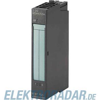 Siemens Elektronikmodul ET200S 6ES71324BB010AA0 VE5