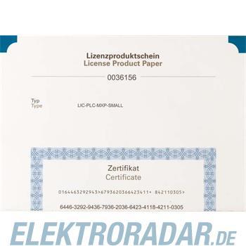 Eaton PLC Lizenz LIC-PLC-MXP-SMALL