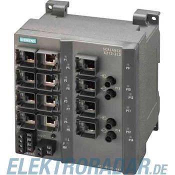 Siemens Switch Scalance X212-2LD 6GK5212-2BC00-2AA3