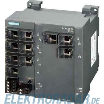 Siemens Switch Scalance X310 6GK5310-0FA00-2AA3