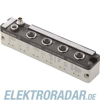 Weidmüller Sensor Aktor Verteiler SAI-AU M12 SB 8DI