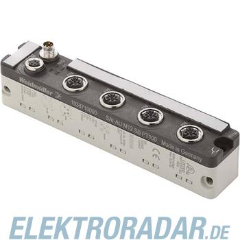 Weidmüller Sensor Aktor Verteiler SAI-AU M12 SB 4PT100