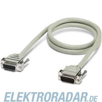Phoenix Contact Systemkabel und Zubehör CABLE-D15SU #2302078
