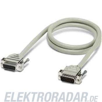Phoenix Contact Systemkabel und Zubehör CABLE-D15SU #2302094
