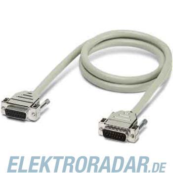Phoenix Contact Systemkabel und Zubehör CABLE-D15SU #2302117
