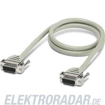 Phoenix Contact Systemkabel und Zubehör CABLE-D15SU #2305444