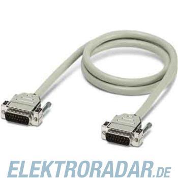 Phoenix Contact Systemkabel und Zubehör CABLE-D15SU #2305606