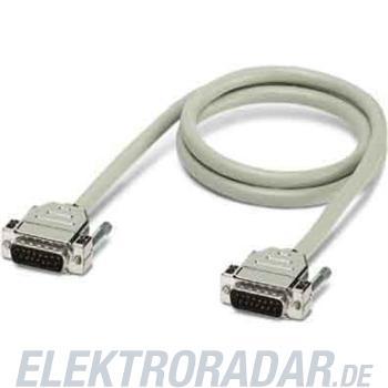 Phoenix Contact Systemkabel und Zubehör CABLE-D15SU #2305619