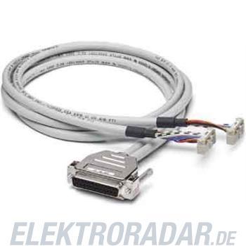 Phoenix Contact Systemkabel und Zubehör CABLE-D25SU #2304652