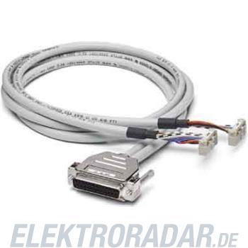 Phoenix Contact Systemkabel und Zubehör CABLE-D25SU #2304678