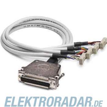 Phoenix Contact Systemkabel und Zubehör CABLE-D37-M #2302489
