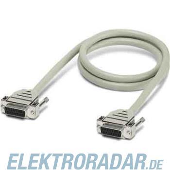Phoenix Contact Systemkabel und Zubehör CABLE-D37SU #2305525