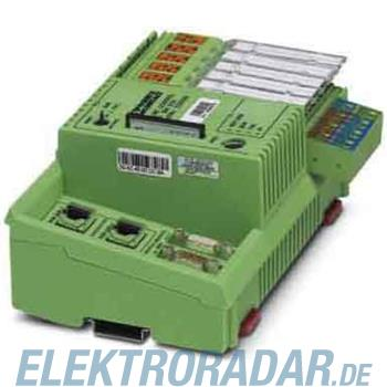 Phoenix Contact Inline-Controller, komplet ILC 370 PN 2TX-IB/M