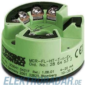 Phoenix Contact Kopfmessumformer für Ex MCR-FL-HT-T-I-EX